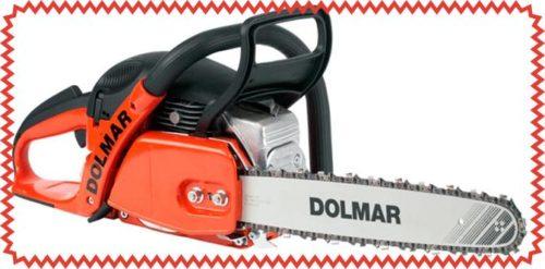 Инструмент марки Dolmar