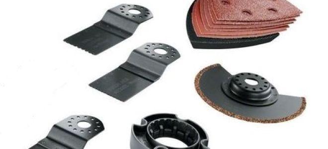 Насадки для реноватора: важная информация о расходных материалах
