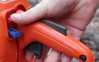 При нажатии на газ начинает глохнуть бензопила — причины и варианты решения проблемы