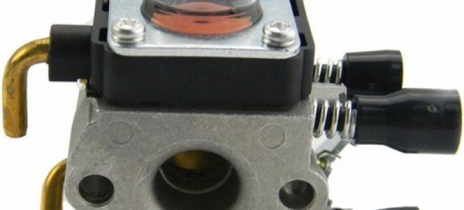 Очистка карбюратора триммера: подробное описание процесса