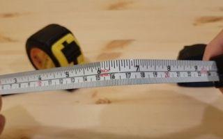Виды измерительных рулеток — устройство, выбор, применение  и ремонт инструмента