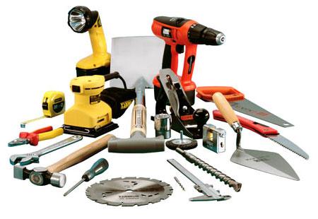 сведения об инструментах