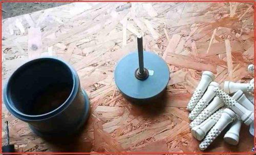 Комплектующие для изготовления насадки своими руками