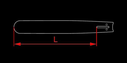 Измерение длины шины - как правильно измерить