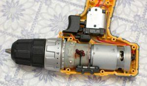 Ремонт электрической части шуруповерта