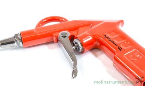 Пистолетный тип