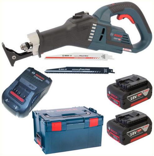 Аккумуляторные ножовки Bosch