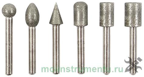 Алмазные шарошки на дрель