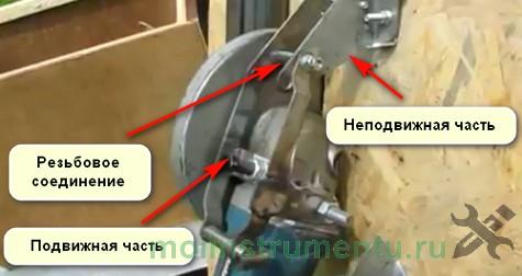Изготовление циркулярной пилы из болгарки