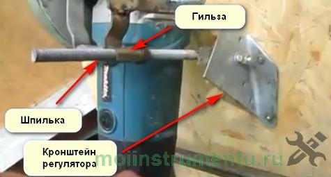 Как делается циркулярка из болгарки