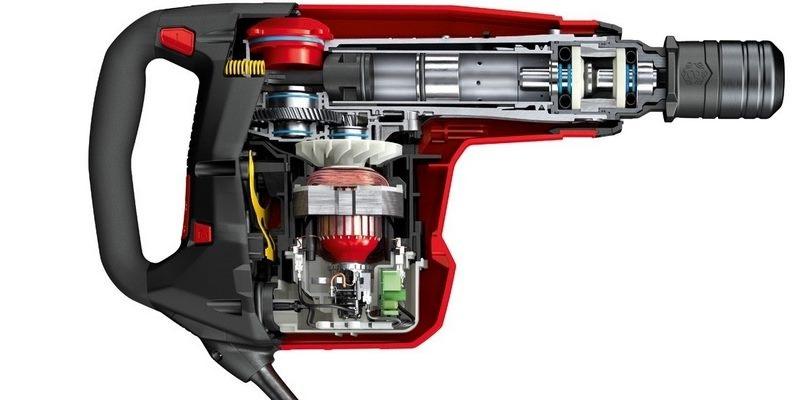 Конструкция и ремонт бочкового перфоратора