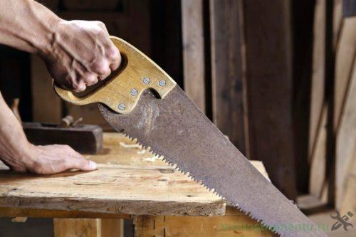 Ножовка по дереву выбор