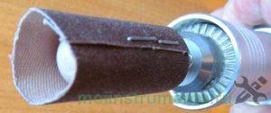 Изготовление цилиндрической насадки своими руками на дрель