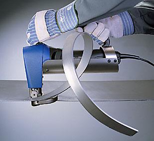 Электрические ножницы для резки металлического листа