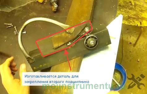 Как сделать роликовые ножницы изготовление детали