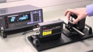 Лазерный микрометр