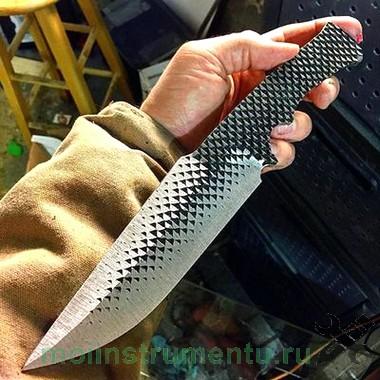 Самодельный нож из напильника