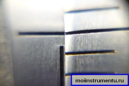 Установка ноля на резьбовом микрометре