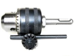 Цанговый патрон с хвостовиком для перфоратора