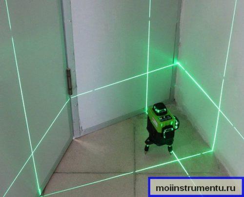 Дефекты лазерных уровней