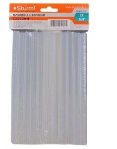 Длина клеевых стержней для термопистолета