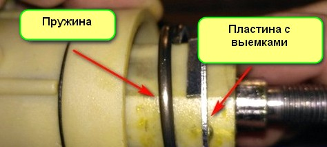 Разновидность устройства трещотки шуруповерта