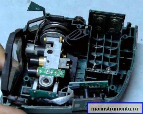 Ремонт лазерного уровня разборка корпуса