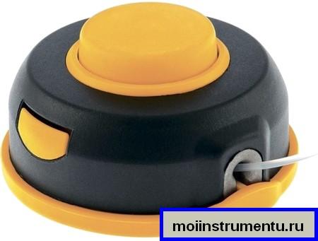 Универсальная катушка для триммера устройство