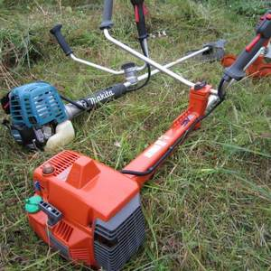Как выбрать триммер для травы