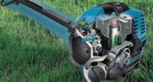 Триммер бензиновый конструкция инструмента