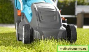 Выбор газонокосилки и отличие от триммера