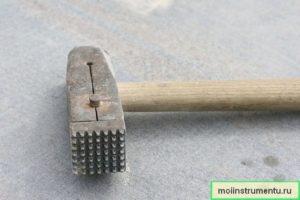 Внешний вид ручной бучарды
