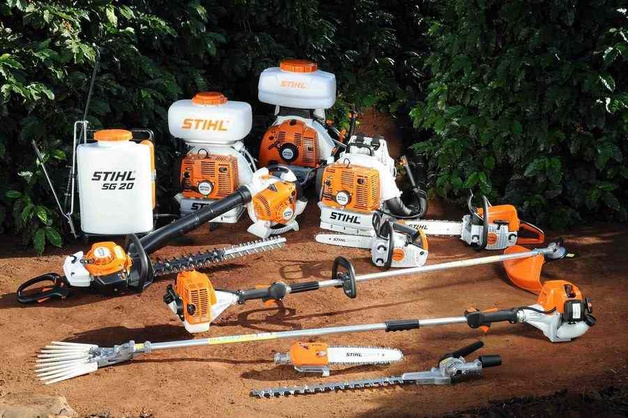 Бензоинструменты с однопоршневыми ДВС