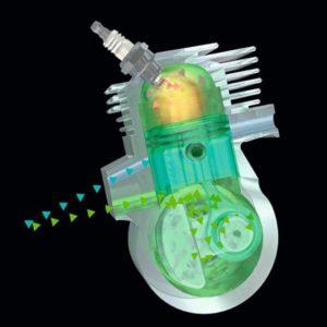 Схема работы двигателя 2 mix