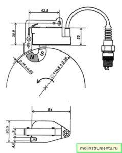 Зазор между катушкой и магнето бензопилы влияет на запуск инструмента