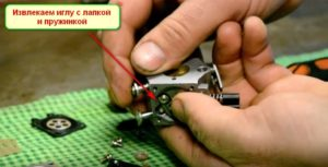Чистим карбюратор бензопилы-10