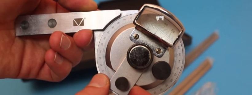 Оптический угломер