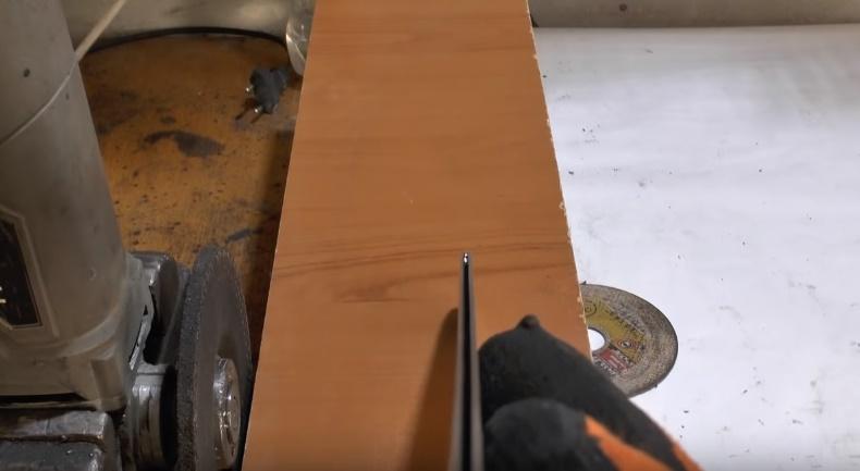 Проверка исправности полотна
