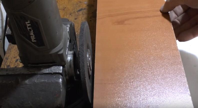 Установить поверхность для ремонта
