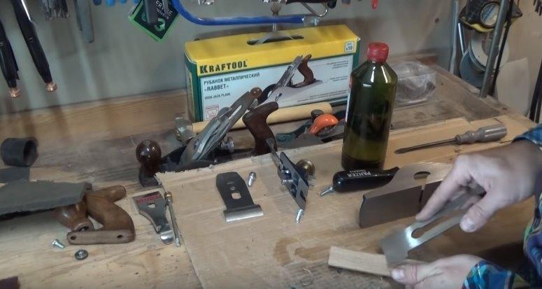 Проверка остроты ножа