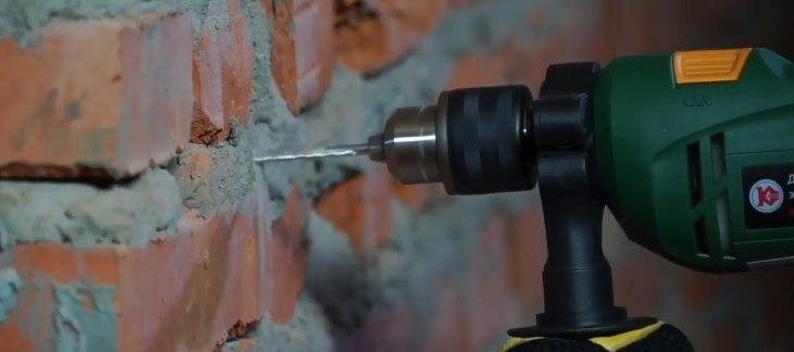 Чем лучше сверлить бетон