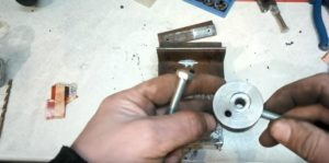 Изготовление быстрозажимного механизма