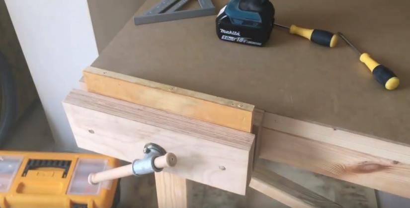 Изготовление столярных зажимных устройств своими руками