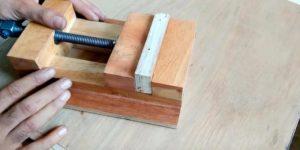 Как сделать деревянные тиски
