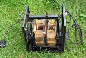 Трансформаторный аппарат для сварки