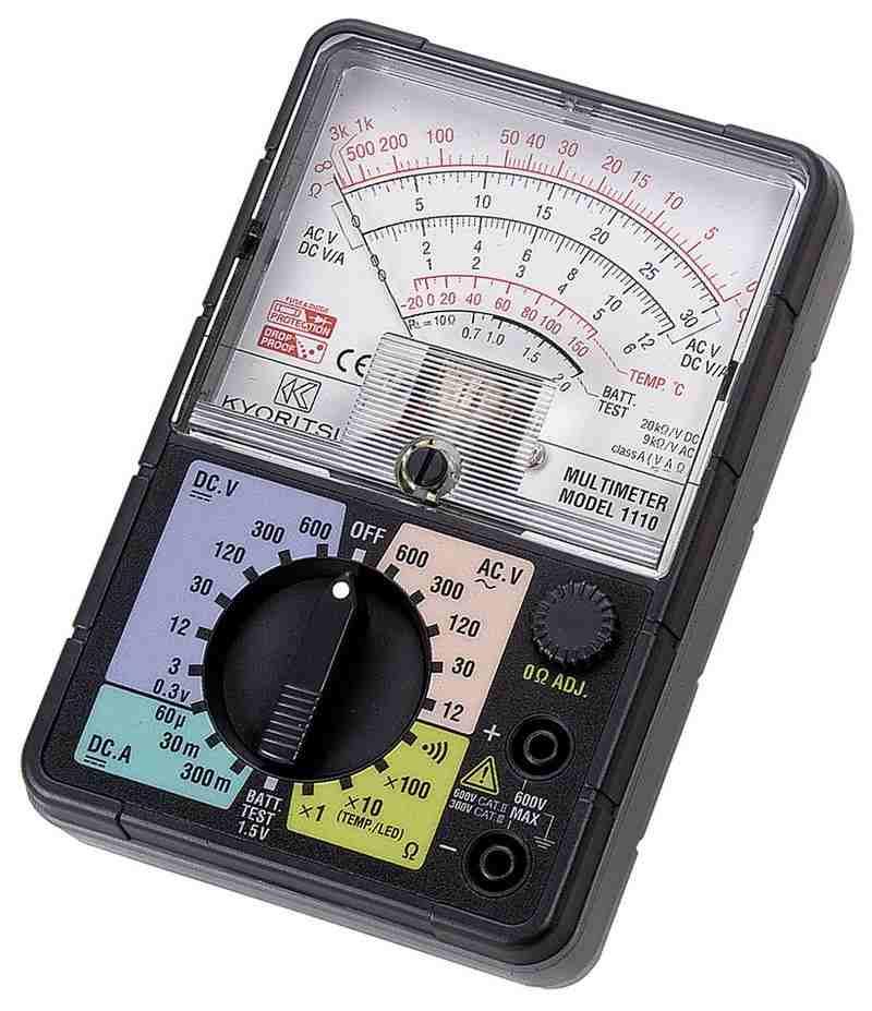Инструмент аналогового типа