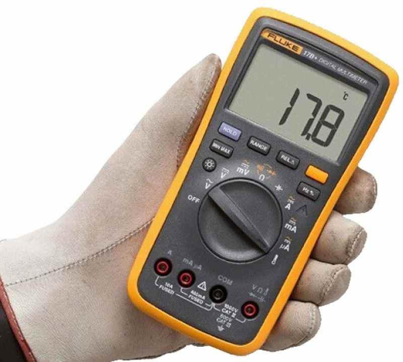 Цифровой измерительный тестер