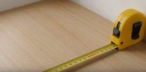 Указание длины корпуса