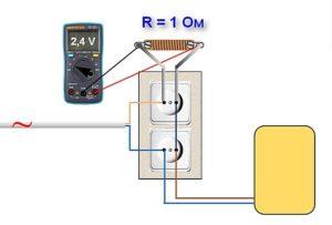 Как проверить мультиметром силу переменного тока