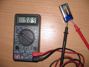 Как работать мультиметром